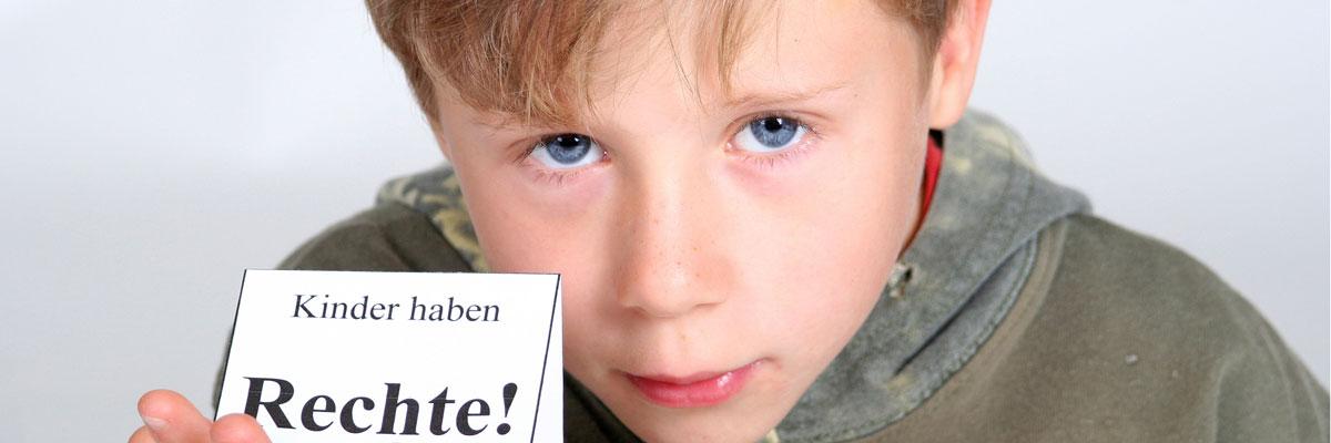 Kinderrechte Grundgesetz UN-Kinderrechtskonvention